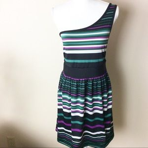 BeBop One Shoulder Dress Size L